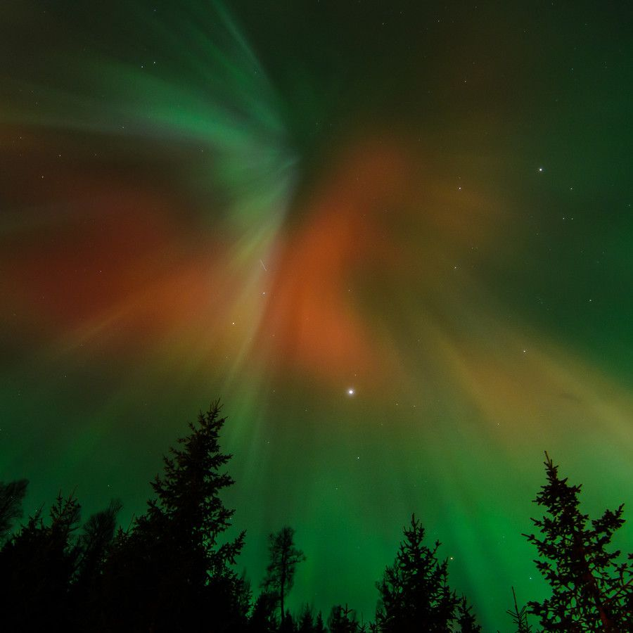 Aurora Show by Kolbein Svensson on 500px
