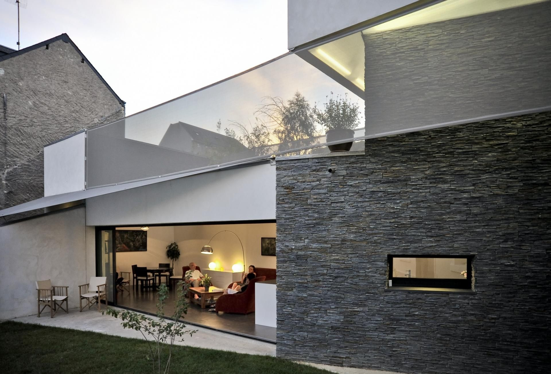 Fertile House by MU architecture - Tours, France