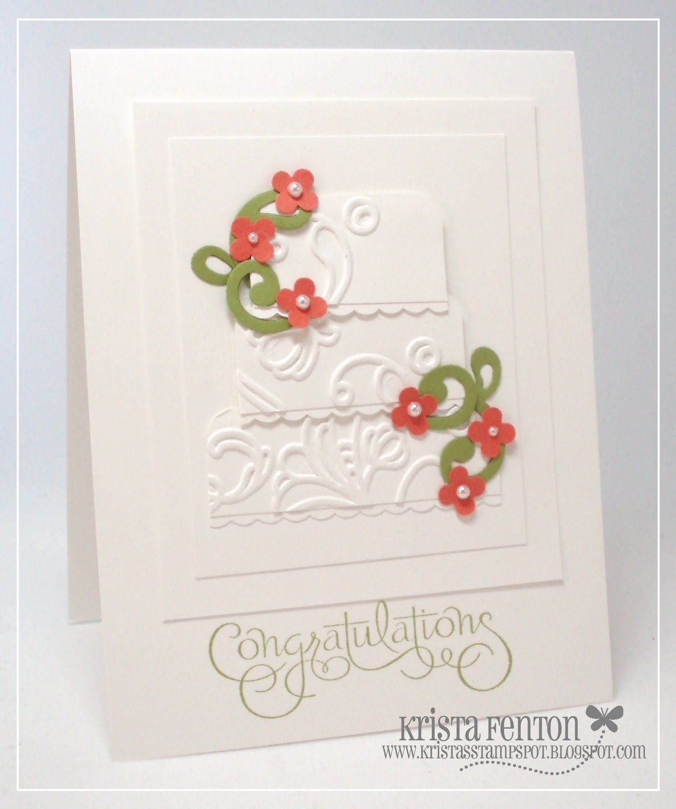 Made With Stampin Up Love This Artsy Stuff Pinterest