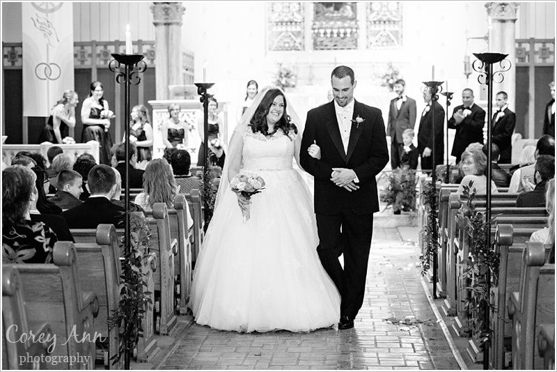 Molly And Ephriam S Wedding At Old Stone Chapel In Canton Ohio
