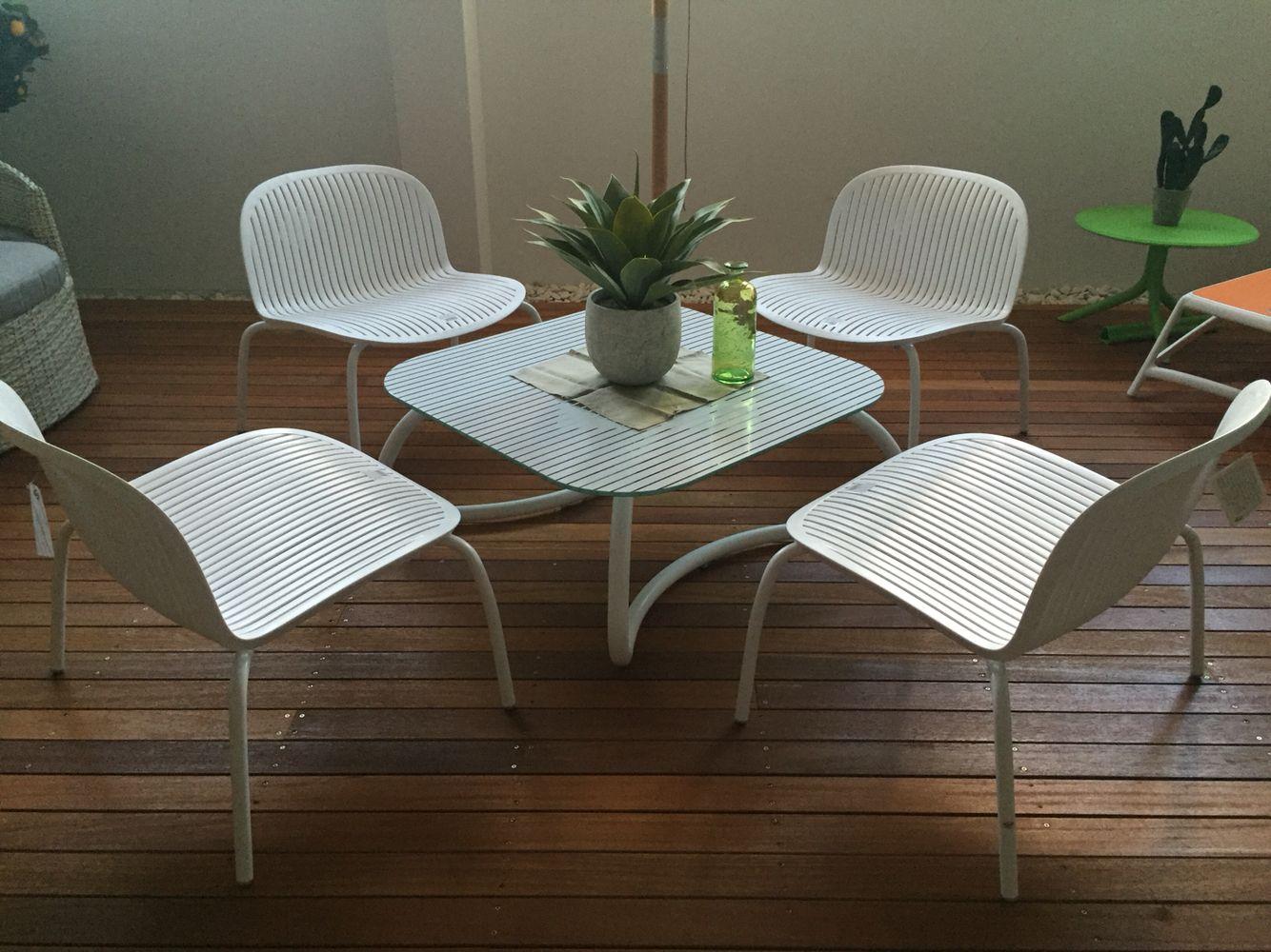 Nardi Mobili ~ Nardi ninfea relax chairs with loto coffee table nardi outdoor