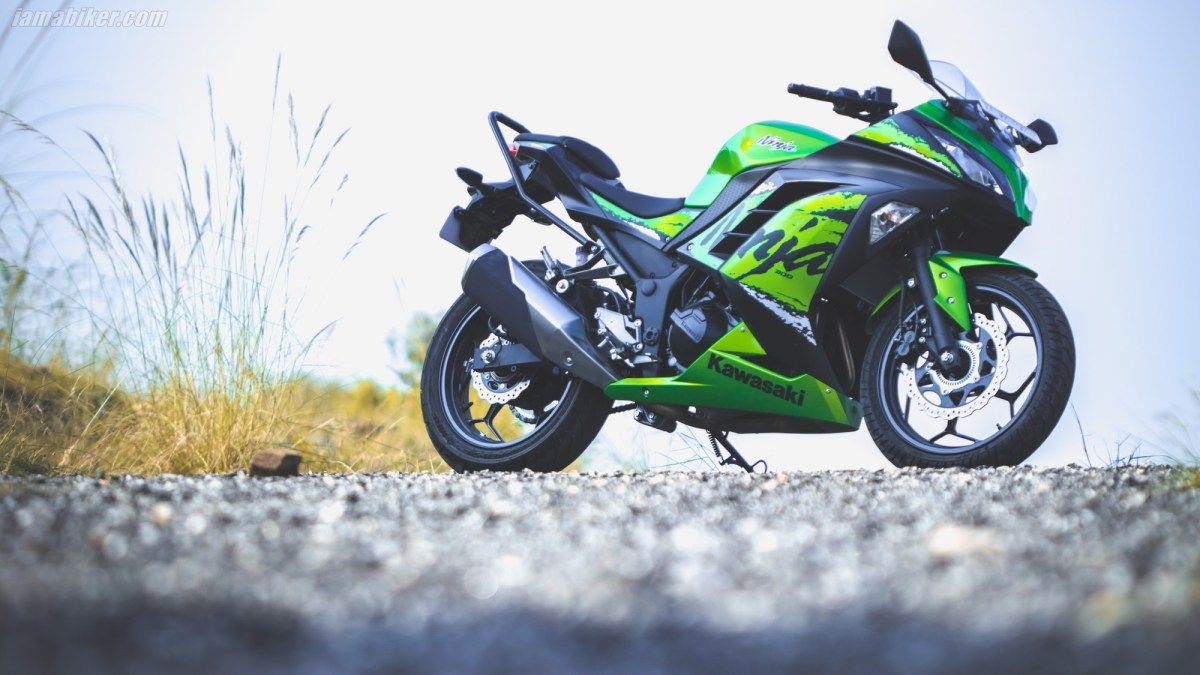 2019 Kawasaki Ninja 300 Abs Hd Wallpapers Kawasaki Ninja