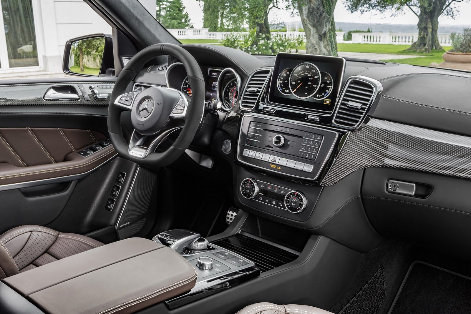 Mercedes turns gl into 2017 gls says it s the s class of suvs