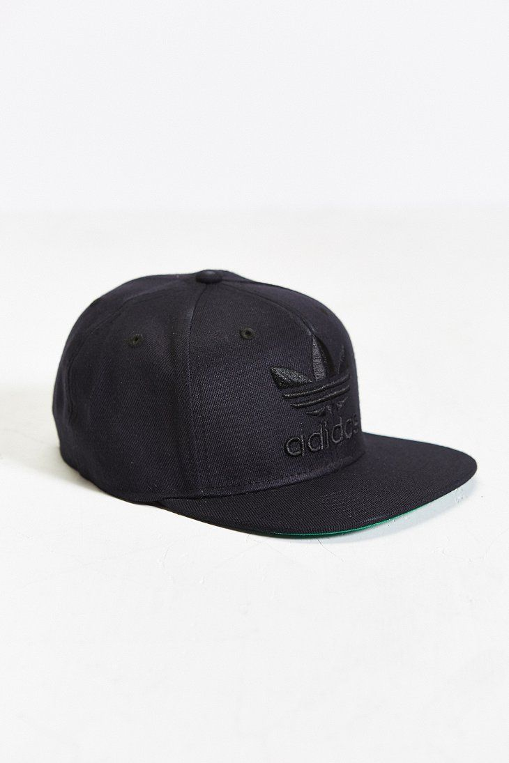 51b3433e0f7 adidas Originals Thrasher II Snapback Hat - Urban Outfitters ...