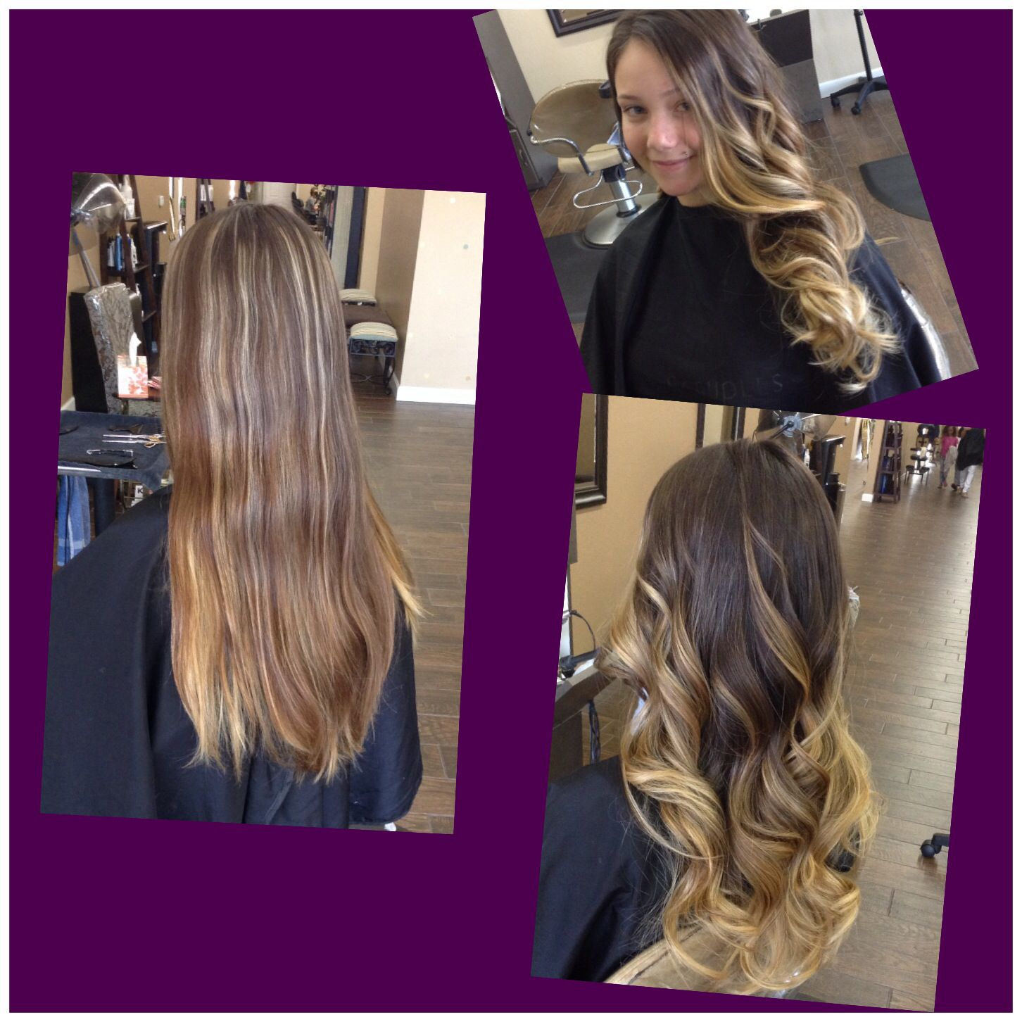 Pin On Balayage And Ombre Highlights Before And Afters By Colorist Julie Shelly