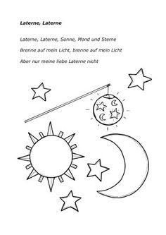 Laterne Laterne Laterne lied Lieder Martinsfest