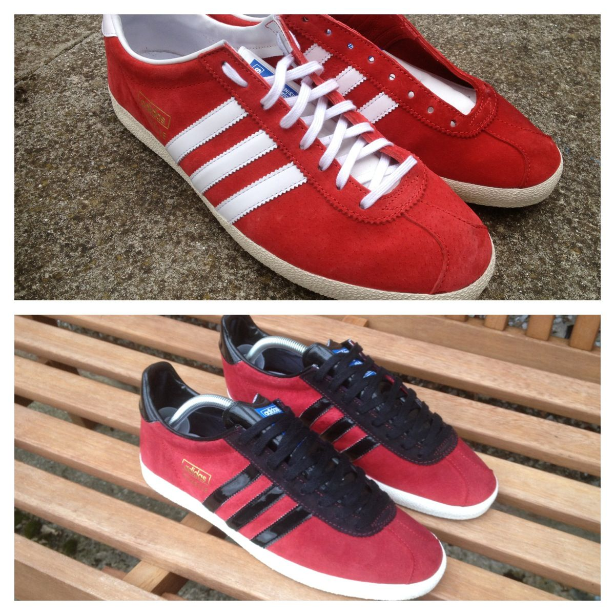 check out cbd8e 90b21 Adidas Gazelle OG in to Adidas London