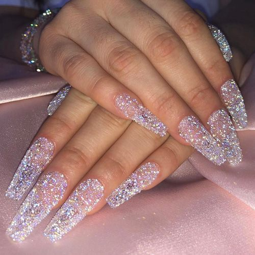 nails, swarovski, nail art, tutorial, swarovski crystals, nail tuto #longnails