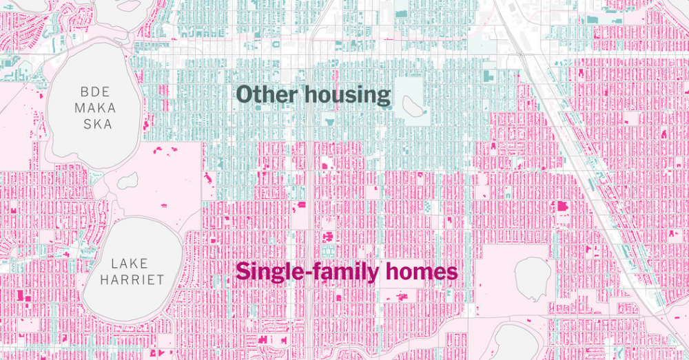 Rising concerns about housing affordability, racial