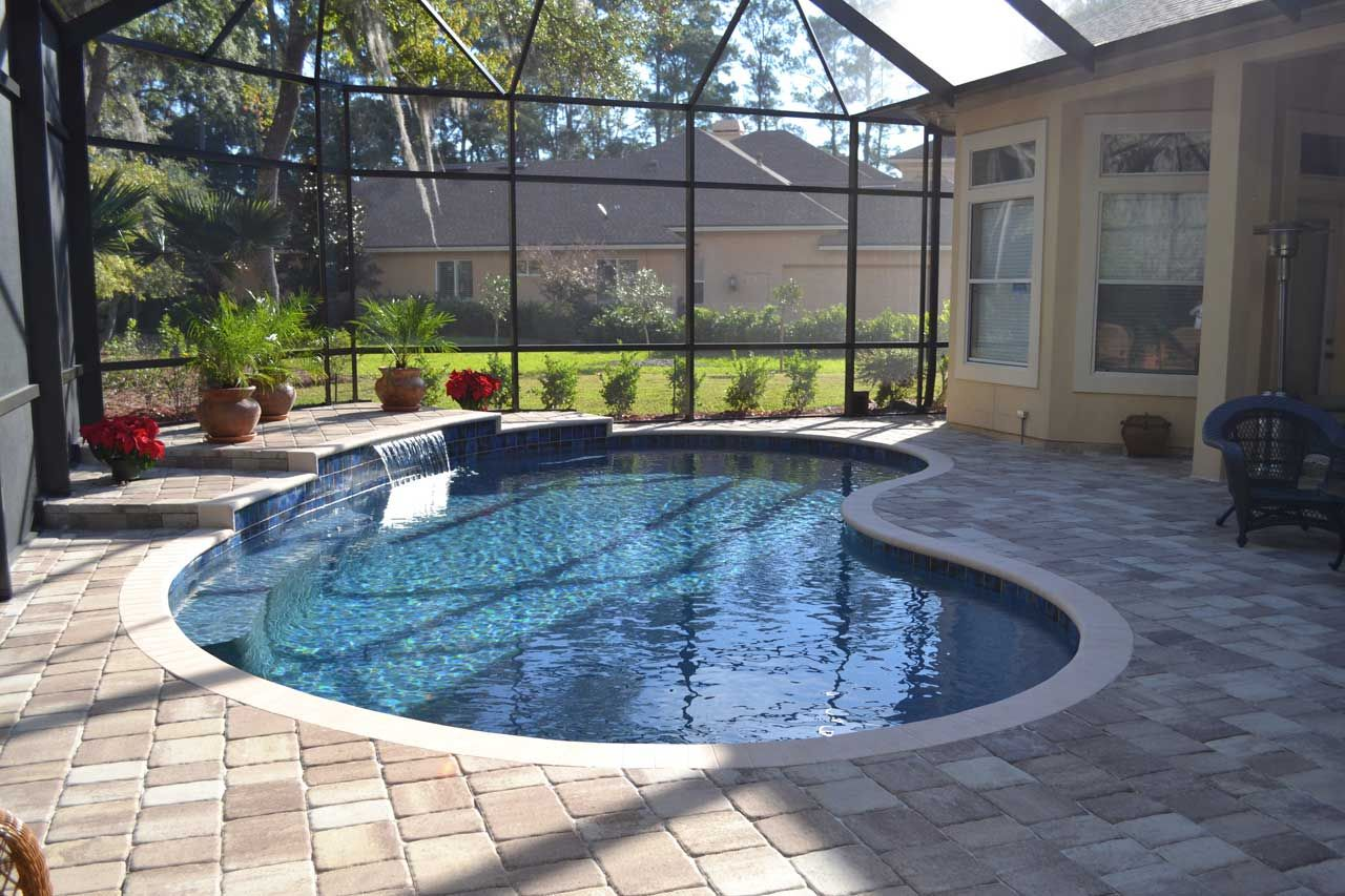 Jacksonville fl in addition fiberglass pools jacksonville fl on home - Pool Contractors Jacksonville Looking For A Jacksonville Pool Contractor Island Pools Offers Quality Construction