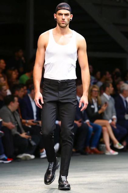 Givenchy Menswear Spring Summer 2015 Paris