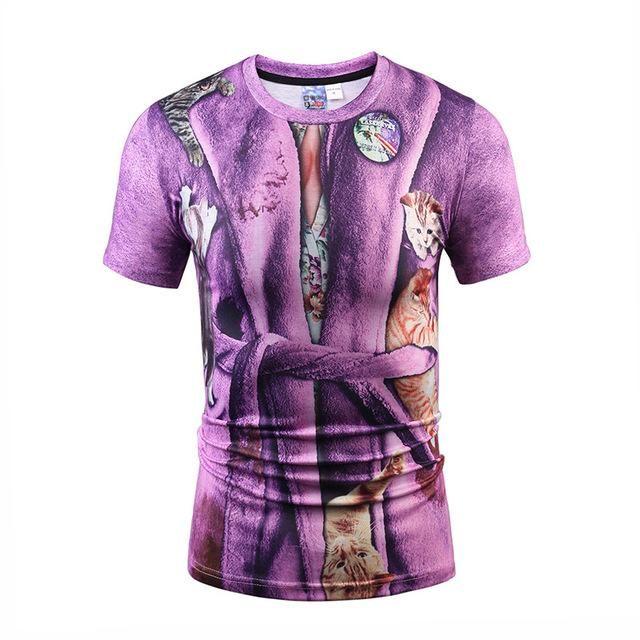ebc2bd5c Short Sleeve Funny Novelty Rash Guard. Short Sleeve Funny Novelty Rash Guard  3d T Shirts, Printed Shirts ...