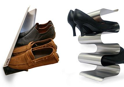 schuhschr nke und schuhregale f r den flur storage shoes pinterest schuhschrank schuhe. Black Bedroom Furniture Sets. Home Design Ideas