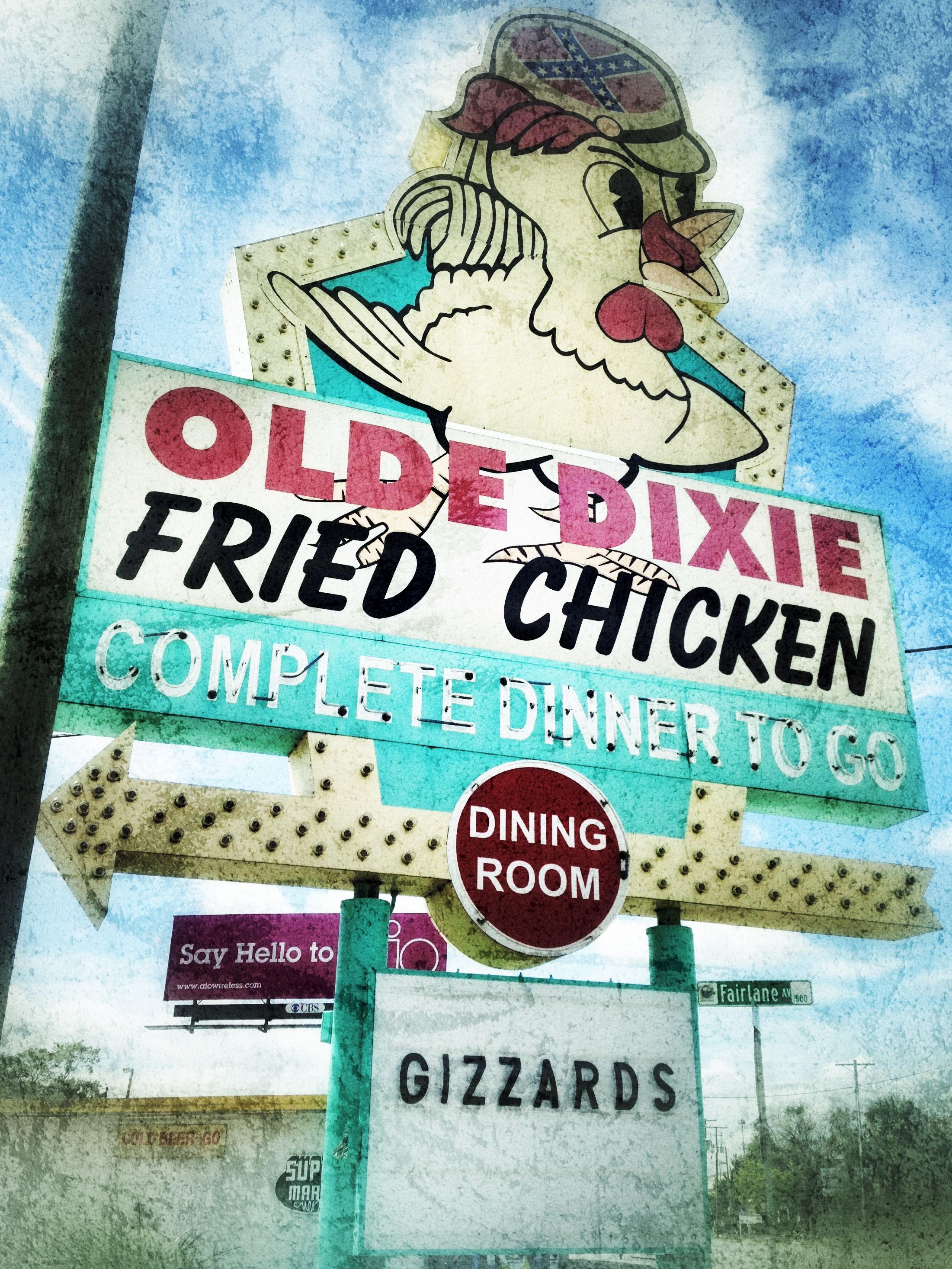 #snapseed #chickenplace