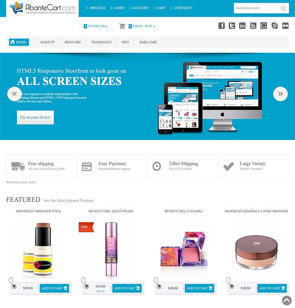Pin Oleh Techscape Webhosting Di Contoh Online Shop Aplikasi Lain