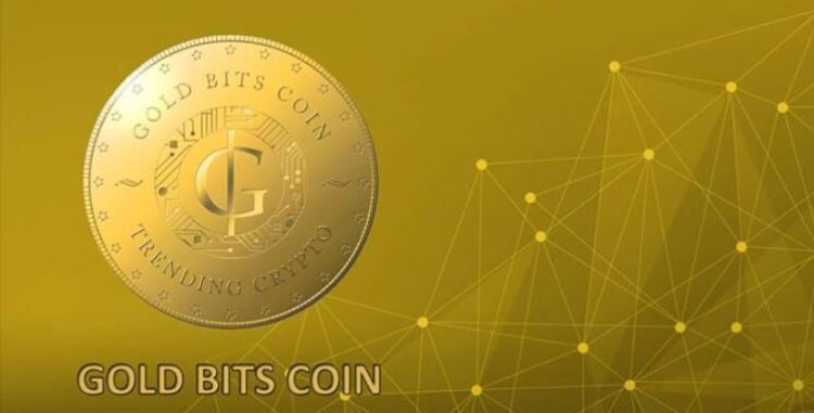 GoldBitsCoin ICO is ending this month! ⏳ Make sure you