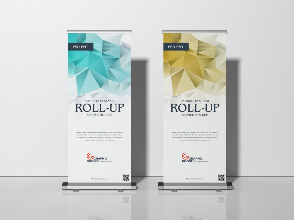 Free Expo Roll Up Standee Banner Mockup Design Mockup Planet Mockup Design Free Mockup Graphic Design Collection