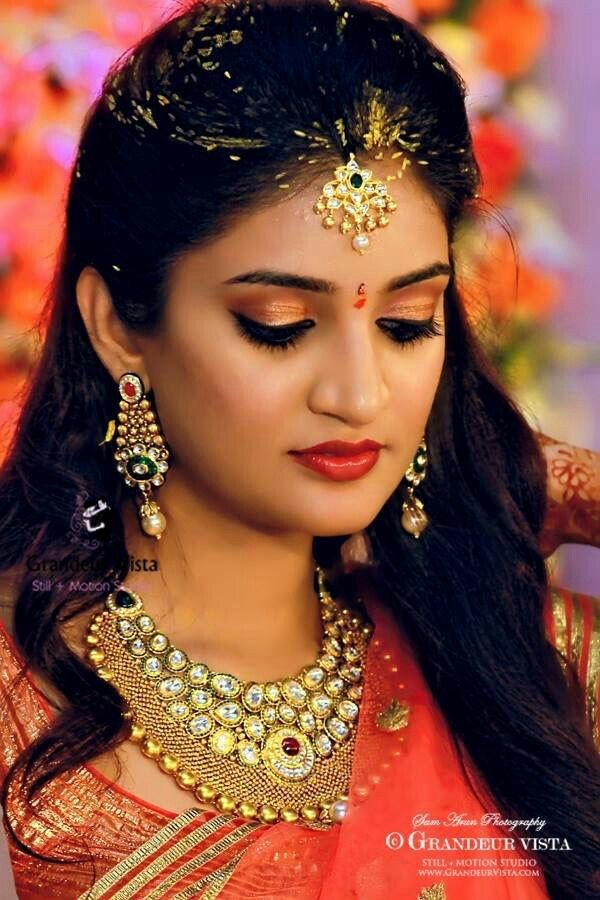 pin by t 5858 t on jewellery   indian wedding hairstyles