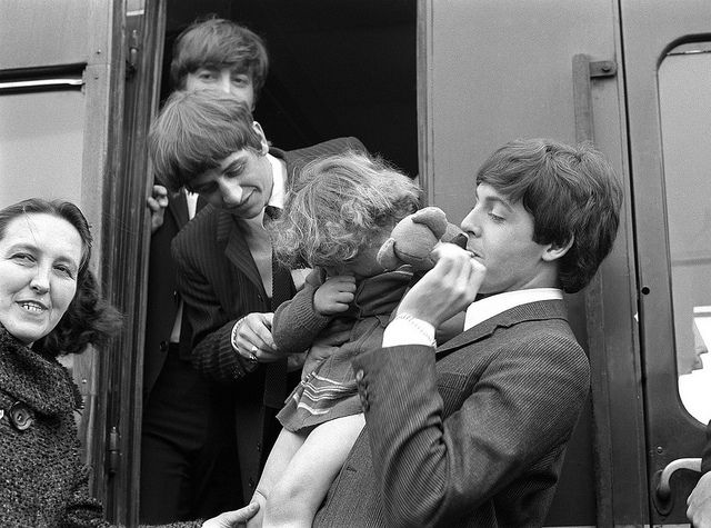beatles_girl ( that old lady creeps me out)   Flickr - Photo Sharing!