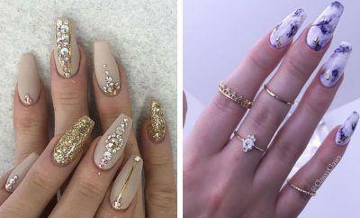 Fun Ways to Wear Ballerina Nails