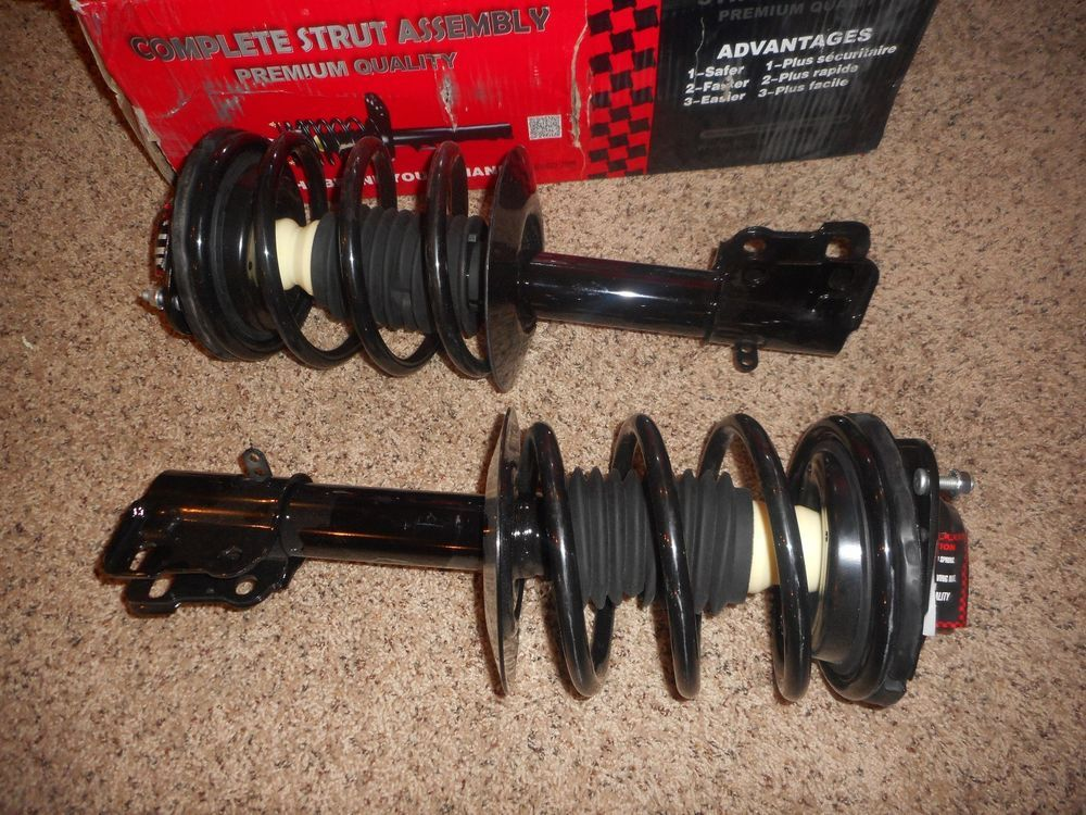 2014 For Dodge Journey Front Complete Struts Assembly x 2 Stirling