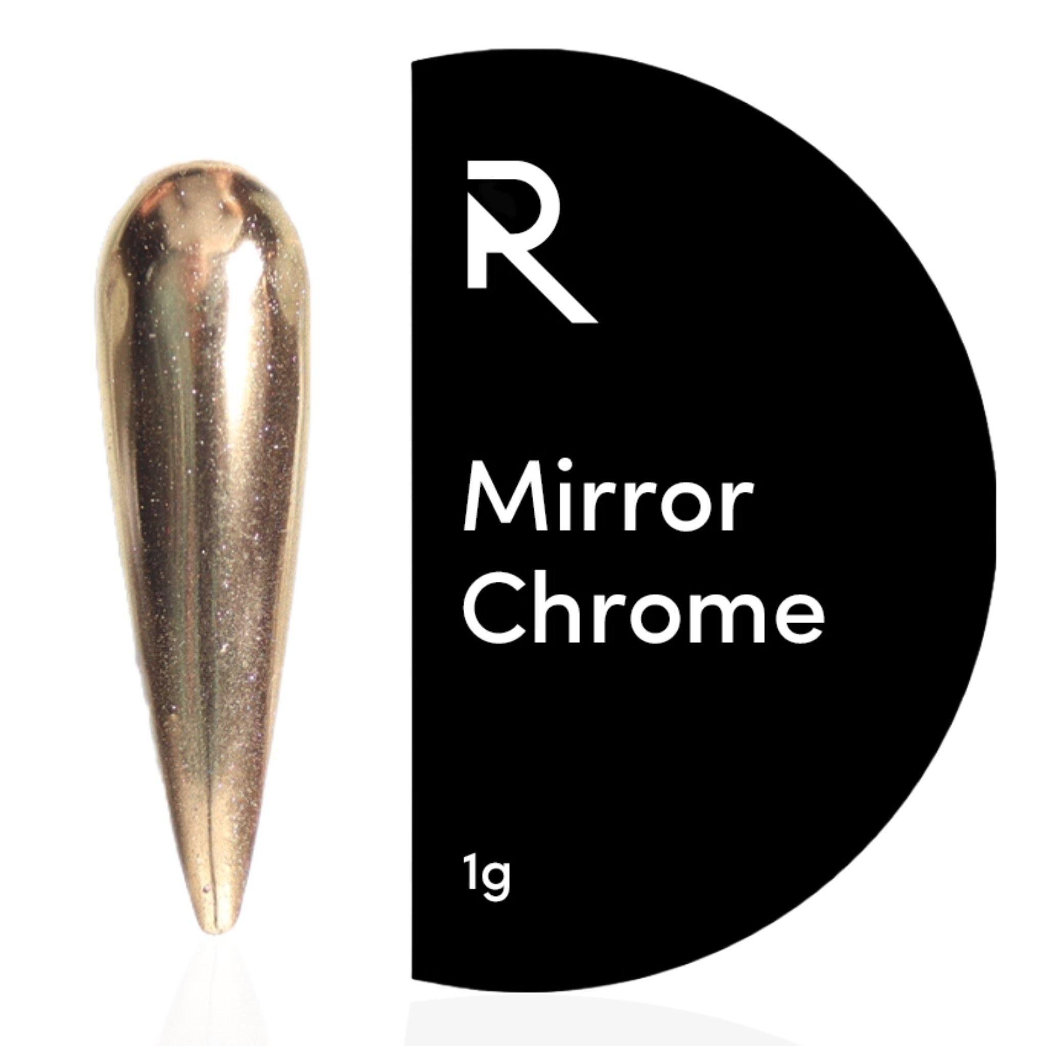 Spiegelchrompulver 3