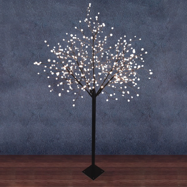 Lighted Tree Branches Home Decor