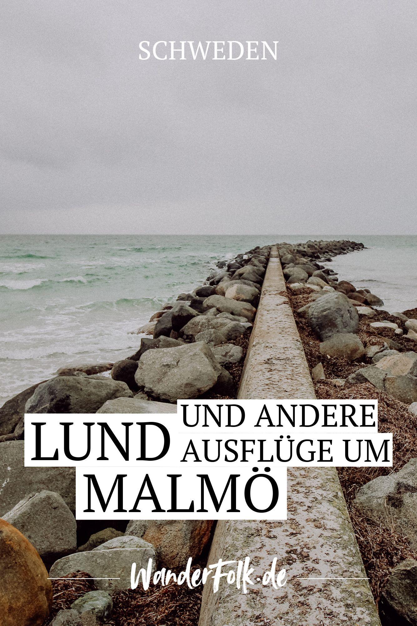 Skane, Schweden: Lund & andere tolle Ausflüge rund um Malmö #aroundtheworldtrips