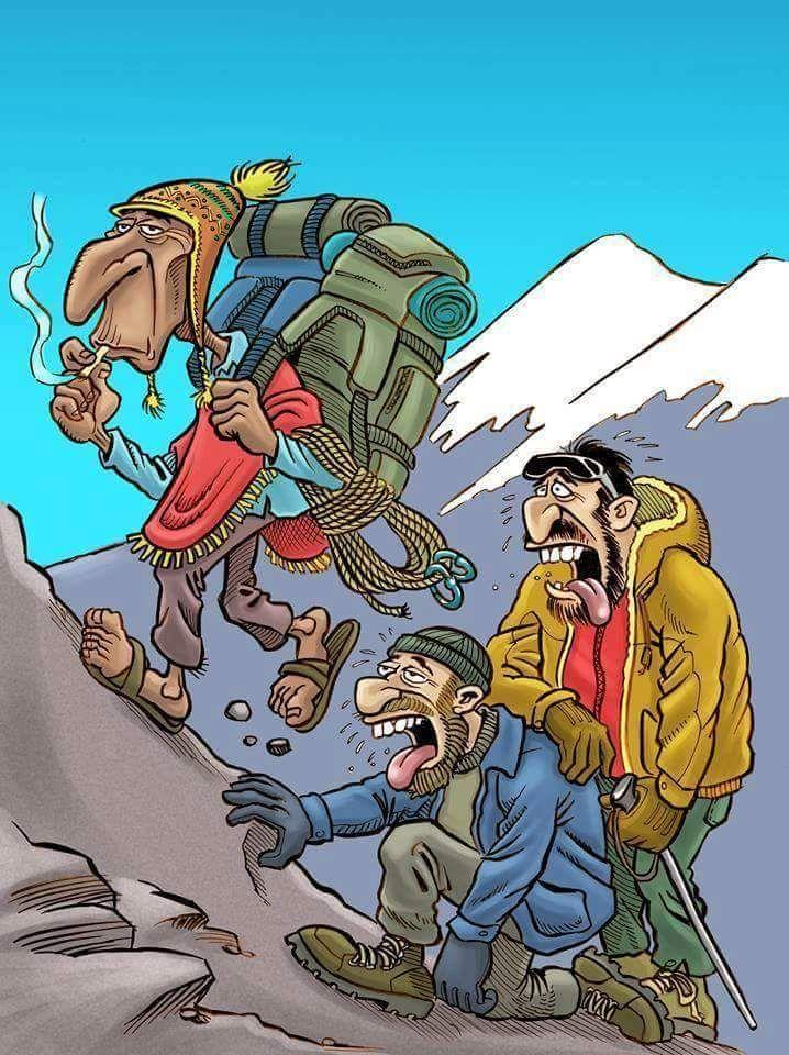 Tips Sobre Mal De Altura Escalada En Roca Equipo Para Escalada En Roca Viajar A Egipto
