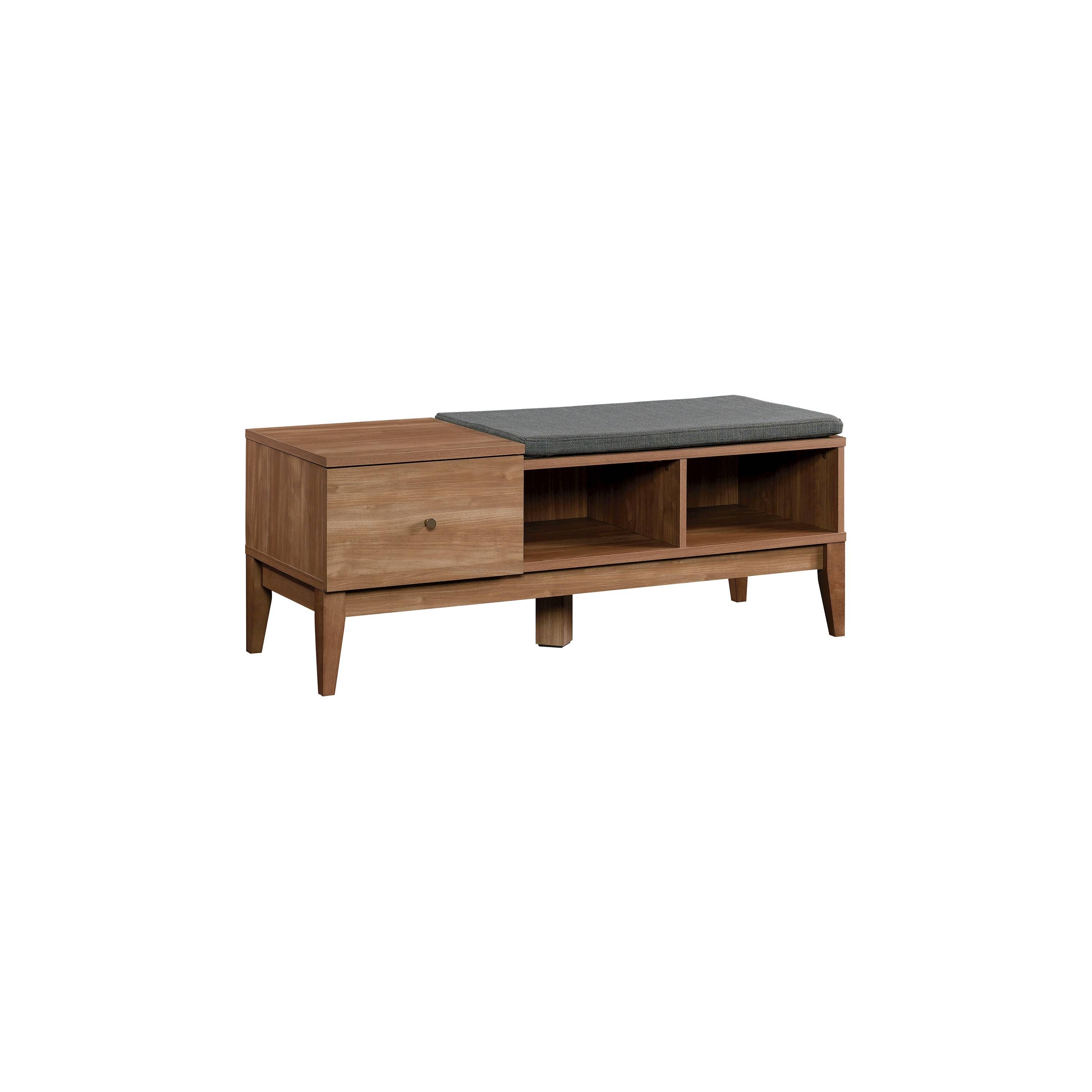 Millsboro Entryway Bench With Cushion Threshold™... by