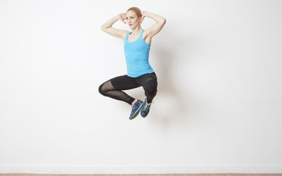 try these challenging body weight exercises for max
