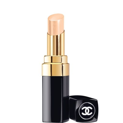 Rouge Coco Shine #68 Candeur. It's stunning on! Pale and shimmery, perfect for winter! Very hydrating too!