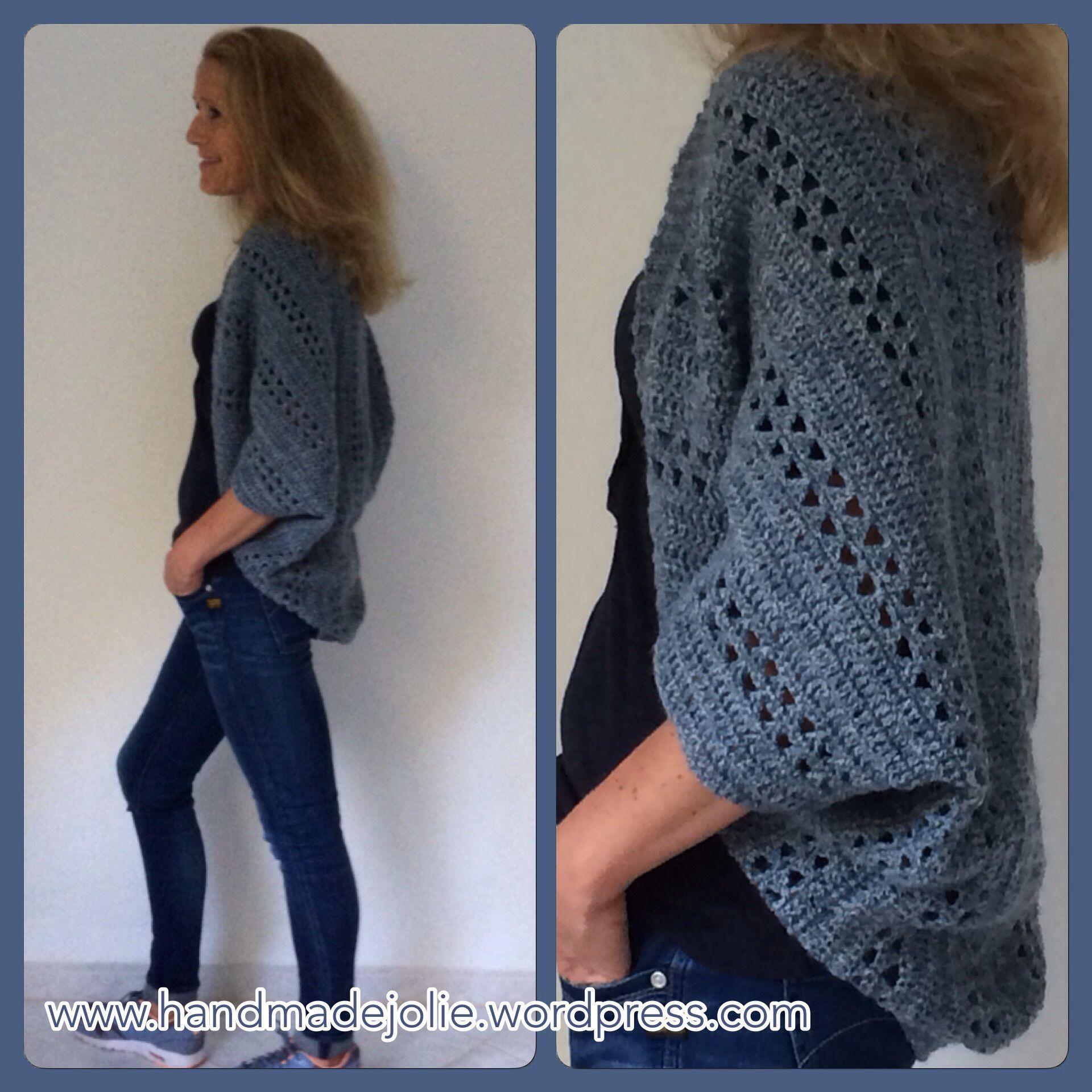 Shrug Shrug Crochet Shrug Pattern En Knitting
