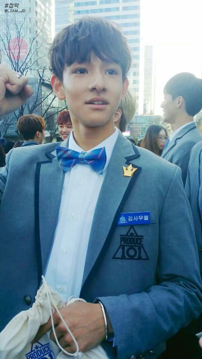 Samuel Kim   Produce 101 season 2   Pinterest   Beautiful, So and Eu