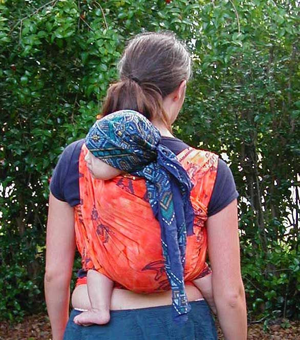 Double Hammock Carry Baby Pinterest Baby Wearing Baby And Infant