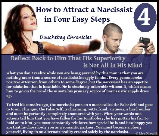 How to know your dating a narcissist