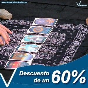 60% de descuento en consulta del tarot. Consulta la oferta completa en www.ofertasdelempleado.com