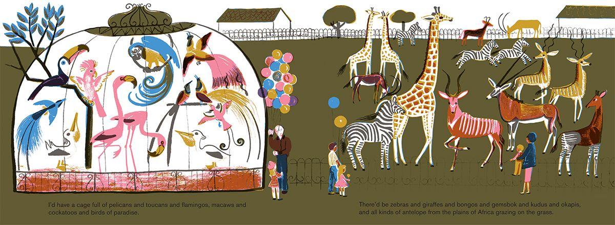 I Like Animals - Dahlov Ipcar
