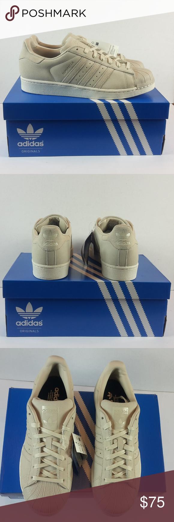 cd0a819ea8f87 NWT Adidas Superstar Originals Sneaker 10 Men NWT