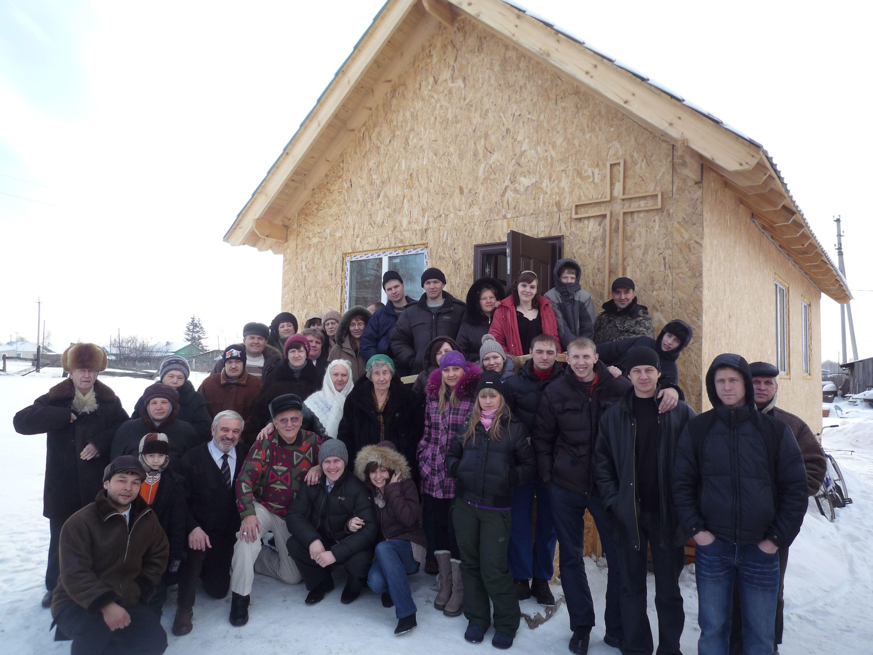 MBC partners in Russia! | Mini Bible College | Bible college