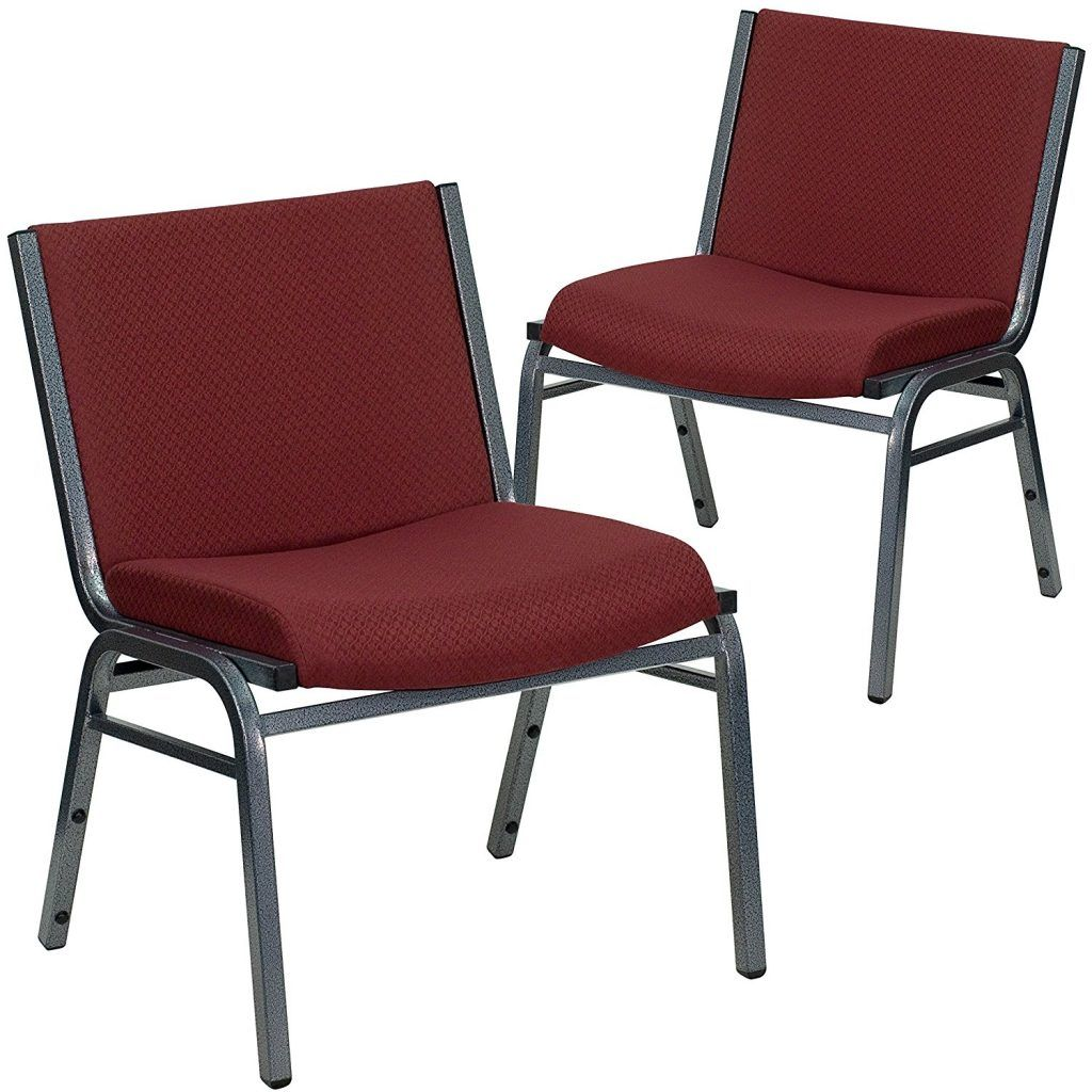 Flash Furniture 2 Pk Hercules Series Big Tall 1000 Lb Rated