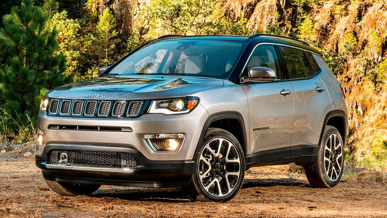 2017 Jeep Compass Interior Exterior And Drive Jeep Compass