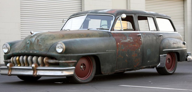 icon 39 s derelict 1952 chrysler desoto town country. Black Bedroom Furniture Sets. Home Design Ideas
