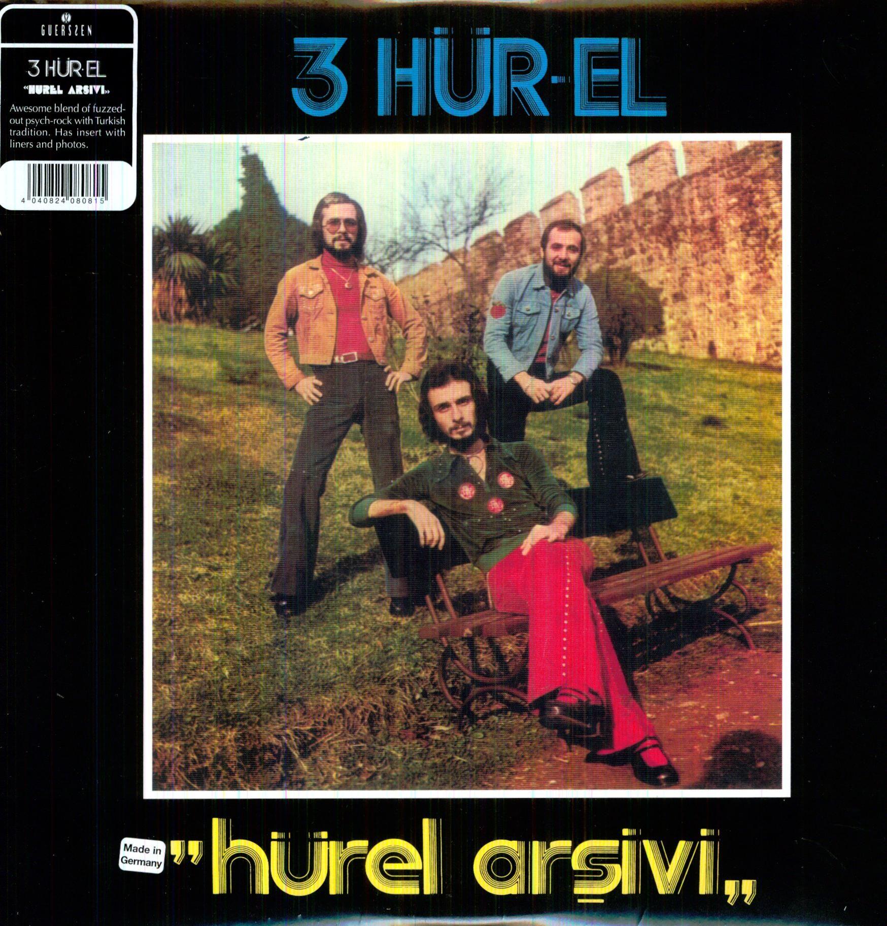 3 Hur-El - Hurel Arsivi