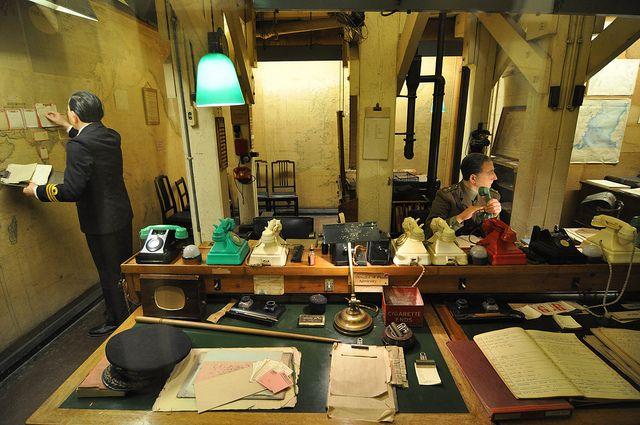 Peachy Churchill War Rooms London Uk Travel Room London Download Free Architecture Designs Embacsunscenecom