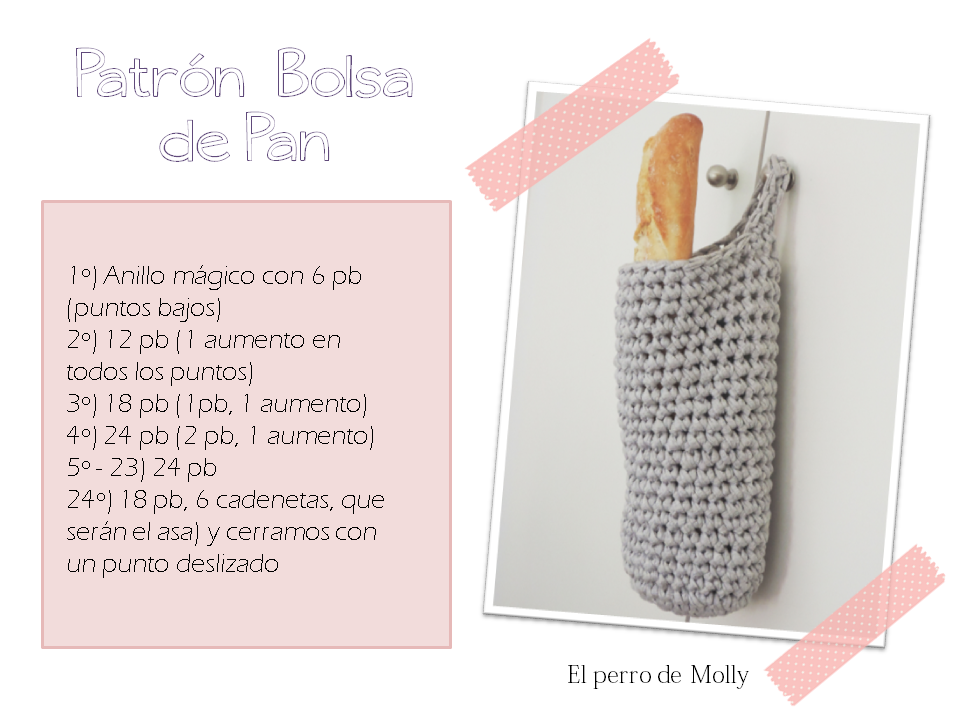 ficha+bolsa+de+pand+de+trapillo.png (960×720) | Crochet | Pinterest ...