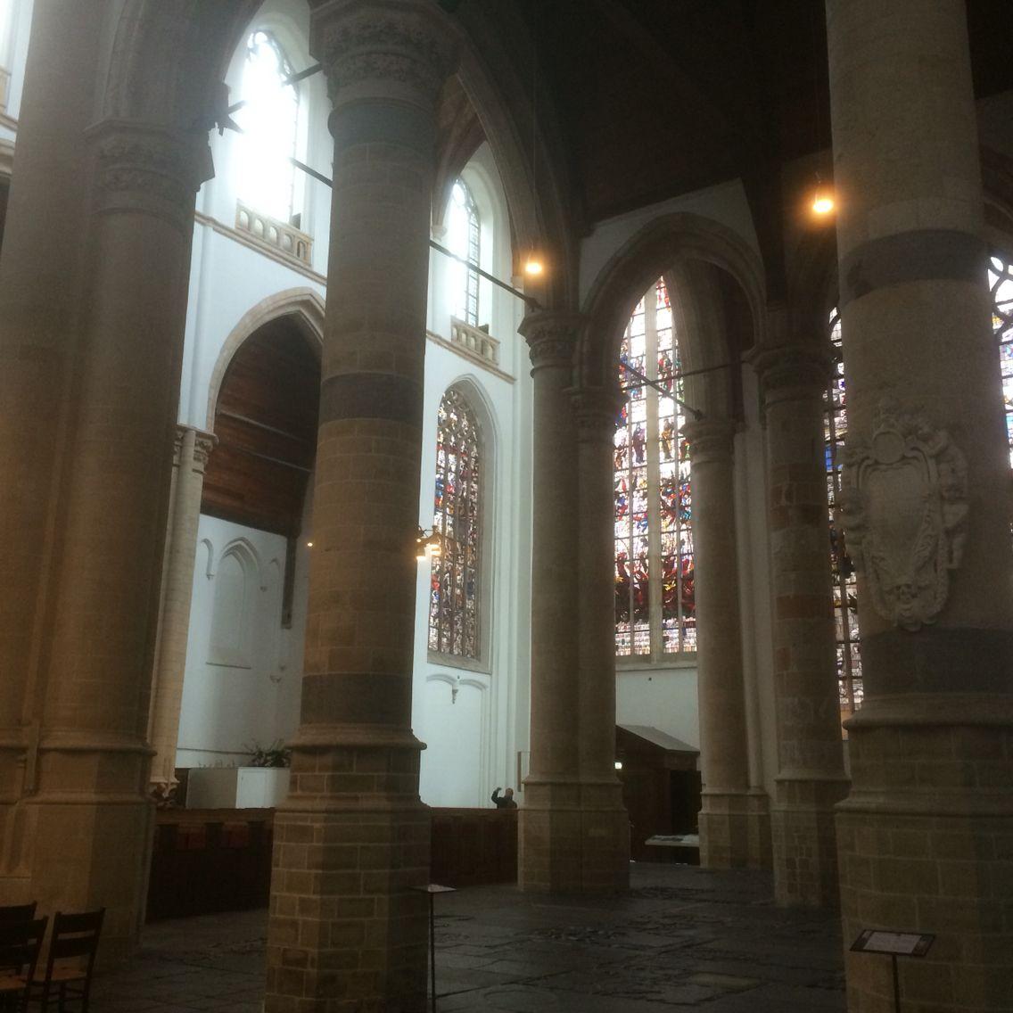 18 maart 2016 - De Porceleyne Fles en de historische binnenstad van Delft