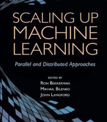 Scaling Up Machine Learning PDF   Programming   Ai machine learning