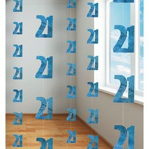 21st Birthday Decoration Ideas For Boys
