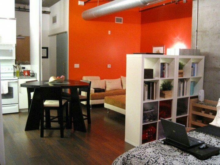 Small apartment deco mini espacios pinterest espacios for Mini apartamentos modernos